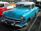 1954 Chevy - 1st Walmart show Feb.  1, 2003