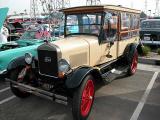 1927 Model T - 1st Walmart show Feb.  1, 2003