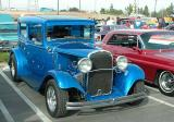 1929 Dodge - 1st Walmart show Feb.  1, 2003
