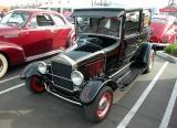 1927 Ford Model T - 1st Walmart show Feb.  1, 2003