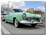 1955 Kaiser Manhattan 2 Door Sedan - Click on photo for much more info