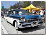 1957 Mercury Turnpike Cruiser Two-Door Hardtop - Click on photo for more info
