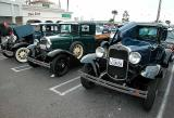 1930 Ford Model A's
