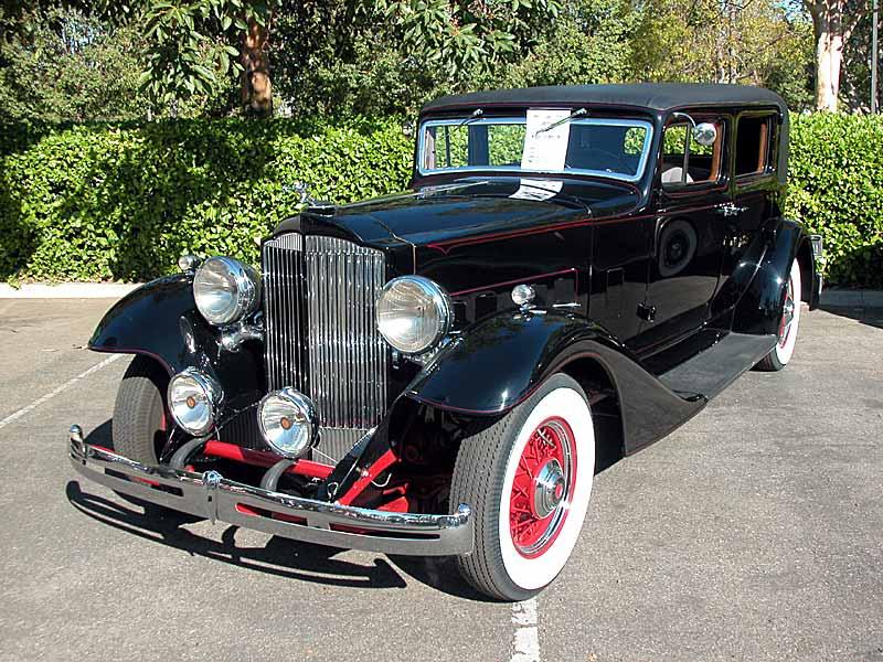 1933 Standard 8