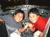 AQ Future Pilots, Gabriel & Jordan