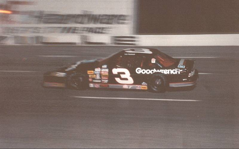 Dale Earnhardt at Nashville