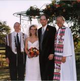 Rabbi Monte & Pastor Gronberg
