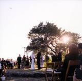 View of ceremony