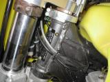 DRZ-E with zerk installed
