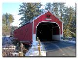 Cresson (Sawyers Crossing) Covered Bridge - No. 6