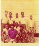 Rock Hill High School Basketball Team, 1954-55