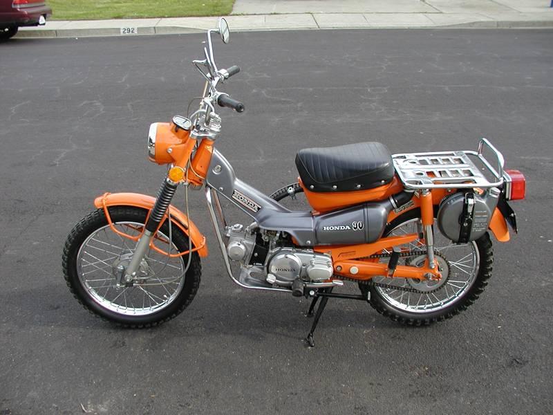 Honda Trail 90 For Sale Craigslist