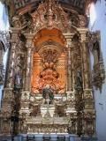 Mosteiro de São Bento - altar