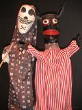 Diablo puppets
