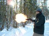 COBRAY 37MM M79 firing March 2003