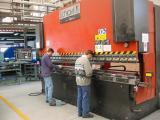 Pressopiegatrice Schiavi - 125 Ton. per 4 mtl