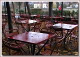 tables mouillées