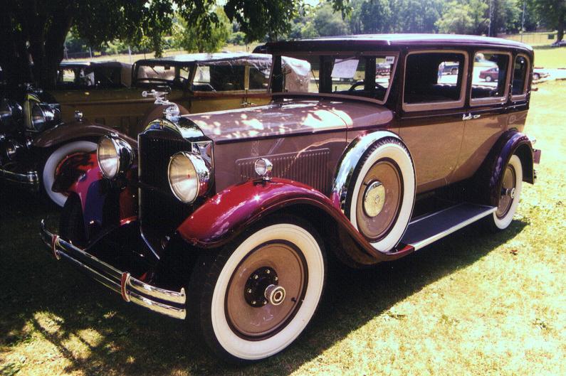 30 Packard