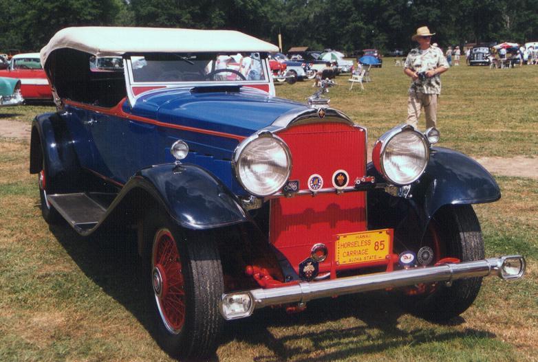 30 Packard model 734 Speedster Phaeton from Hawaii