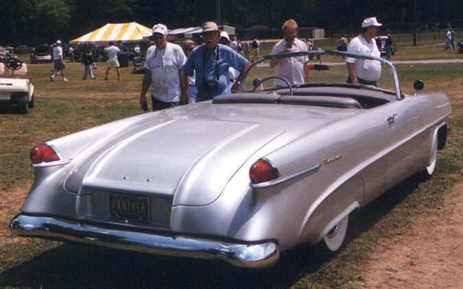 54 Packard Panther