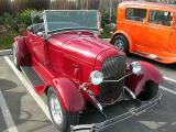 1928-29 Ford Model A - 1st Walmart show Feb.  1, 2003