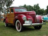 Plymouth woodie