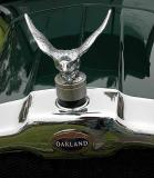 Oakland hood ornament