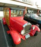 1929 Station Wagon - the first year for the formal wagon