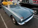 1961 Sunbeam Alpine - 4 cyl - the V-8s were Tigers