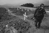 The Croat graveyard