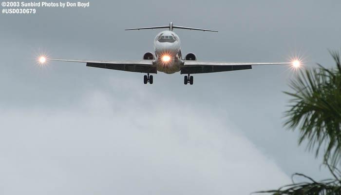 Southeast MD80 aviation stock photo #4941