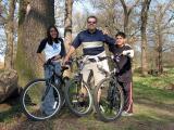 The Haj cycling team