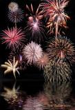 Fireworks Photos 2001, 2002, 2004