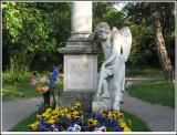 Mozarts grave in