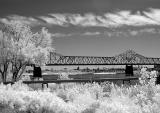 2nd Street Bridge infrared