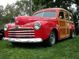 1946 Ford Super Deluxe Woodie