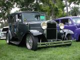 1931 ford four door sedan
