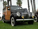 1939 Deluxe Ford Station Wagon woodie