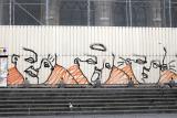 Mural art in Paris