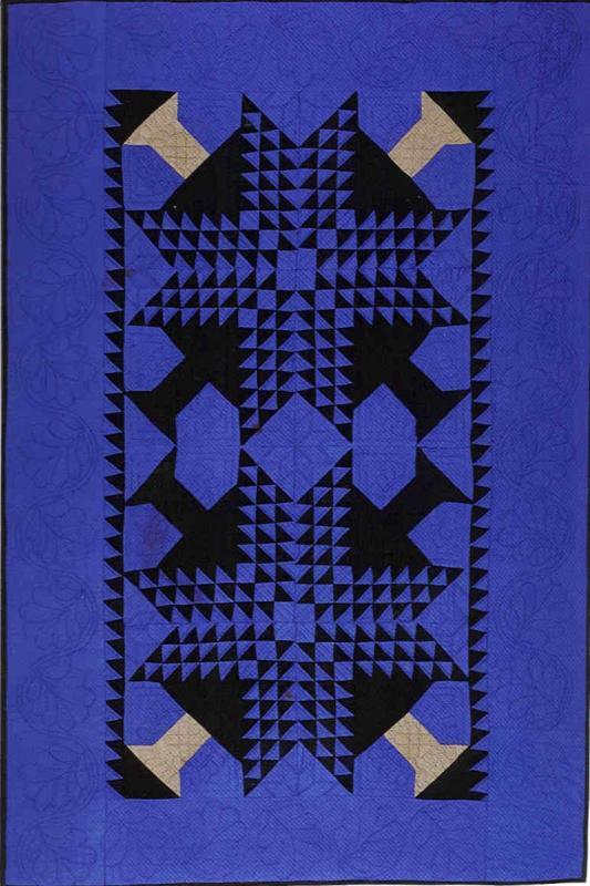 055:Pine Trees crib-Holmes County, OH  c.1930  56x37