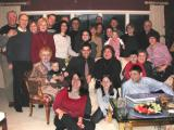 Reunion - Richard's cousins and their families (mother's side). Hosted by Phyllis and Jules in New Jersey (1-03)