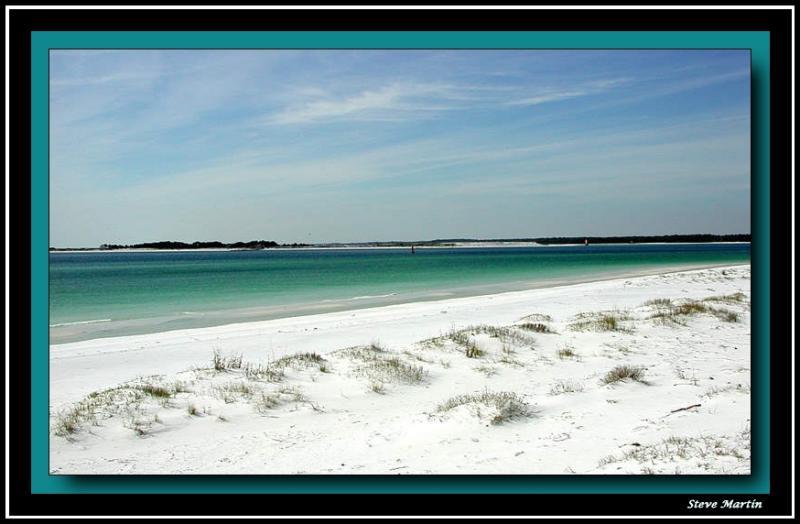 Gulf Islands National Seashore , Pensacola