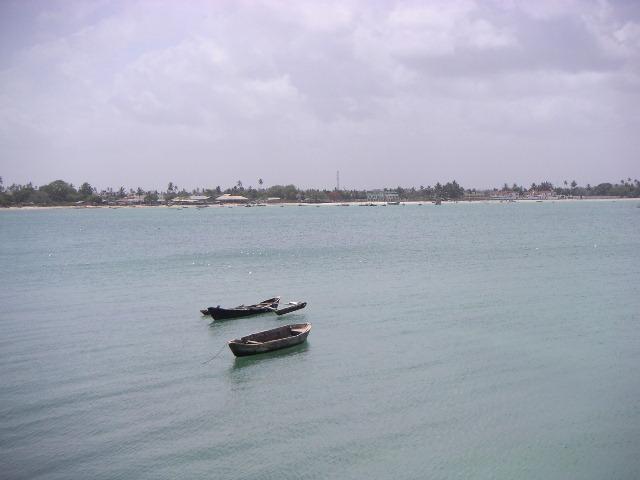 Dar es salaam harbour