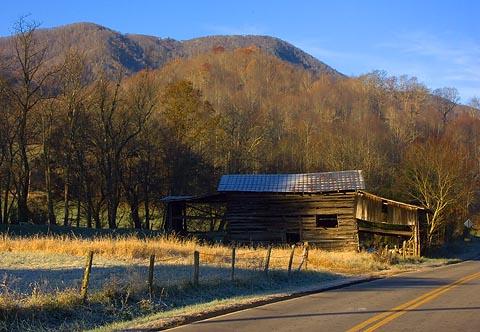 Mountain Barn 6945