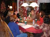 Anita's Going-Away Party December, '02