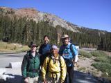 Mount Dana: The Gang.
