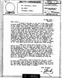V-Mail Letter May 24, 1944