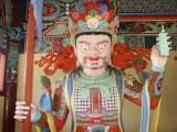 Korean temple guardian - Palolo Valley