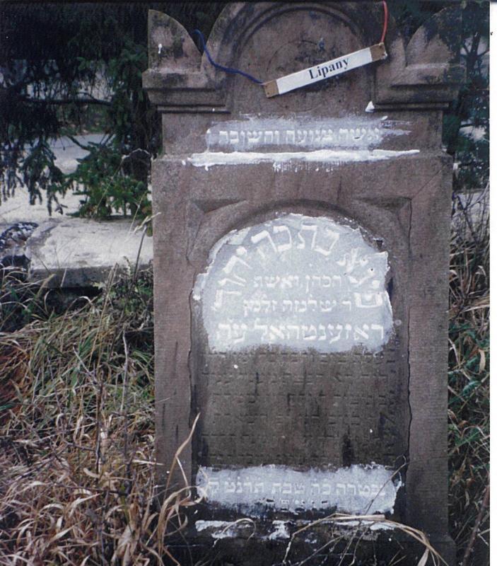 Feige ROSENTHAL daughter of R Yehuda hCohen-138