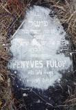 Feisel (Fulop) FENYVES son of Josef Died at age 54